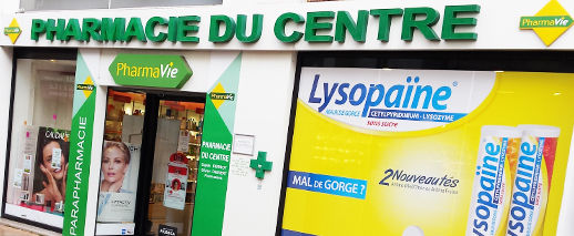 Pharmacie Du Centre,Marmande