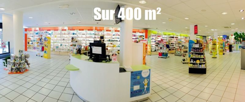 Pharmacie du Centre, Marmande