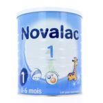 NOVALAC LAIT 1 BOITE 800G à Marmande