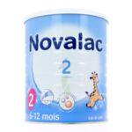 NOVALAC LAIT 2 BOITE 800G à Marmande