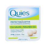QUIES PROTECTION AUDITIVE CIRE NATURELLE 8 PAIRES à Marmande