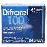 DIFRAREL 100 mg, comprimé enrobé à Marmande