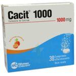 CACIT 1000 mg, comprimé effervescent à Marmande