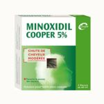 MINOXIDIL COOPER 5 %, solution pour application cutanée à Marmande