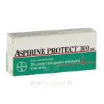 ASPIRINE PROTECT 300 mg, comprimé gastro-résistant à Marmande