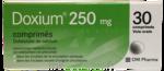 DOXIUM 250 mg, comprimé à Marmande