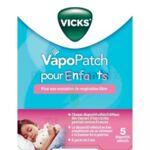 VICKS VAPOPATCH ENFANTS à Marmande