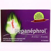 HEPANEPHROL, solution buvable en ampoule à Marmande