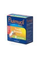 FLUIMUCIL EXPECTORANT ACETYLCYSTEINE 200 mg ADULTES SANS SUCRE, granulés pour solution buvable en sachet édulcorés à l'aspartam et au sorbitol à Marmande