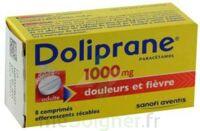 DOLIPRANE 1000 mg Comprimés effervescents sécables T/8 à Marmande