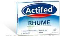 ACTIFED RHUME, comprimé à Marmande