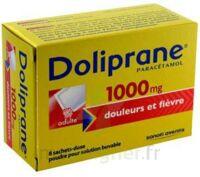 DOLIPRANE 1000 mg Poudre pour solution buvable en sachet-dose B/8 à Marmande