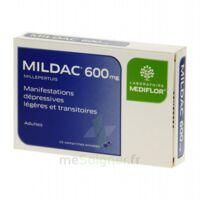 MILDAC 600 mg, comprimé enrobé à Marmande