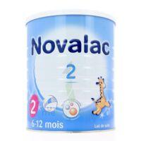 NOVALAC LAIT 2, 6-12 mois BOITE 800G à Marmande