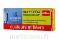 IBUPROFENE BIOGARAN CONSEIL 400 mg, comprimé pelliculé à Marmande