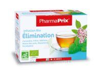 PHARMAPRIX Infusion Bio Elimination Boîte 20 sachets à Marmande