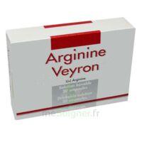 ARGININE VEYRON, solution buvable en ampoule à Marmande
