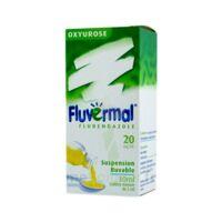FLUVERMAL 2 POUR CENT, suspension buvable à Marmande
