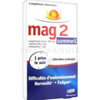 MAG2 SOMMEIL 30 CPR à Marmande
