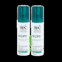 Roc keops déodorant fraîcheur 100ml x2 à Marmande