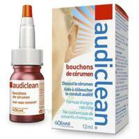 AUDICLEAN BOUCHON DE CERUMEN, fl 12 ml à Marmande