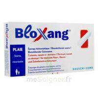 BLOXANG Eponge de gélatine stérile hémostatique B/5 à Marmande