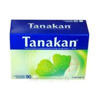 TANAKAN 40 mg, comprimé enrobé PVC/alu/90 à Marmande