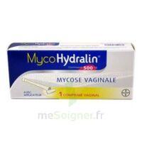 MYCOHYDRALIN 500 mg, comprimé vaginal à Marmande