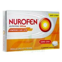 NUROFEN 200 mg, comprimé orodispersible à Marmande