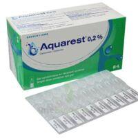 AQUAREST 0,2 %, gel opthalmique en récipient unidose à Marmande