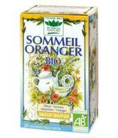 Romon Nature Tisane sommeil oranger Bio à Marmande