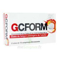 GCFORM, comprimé effervescent à Marmande