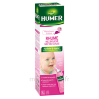 Humer Rhume Spray nasal nourrisson enfant 50ml à Marmande